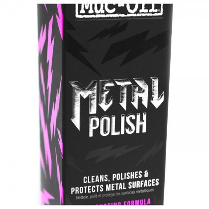 Muc Off Metal Polish 100ml