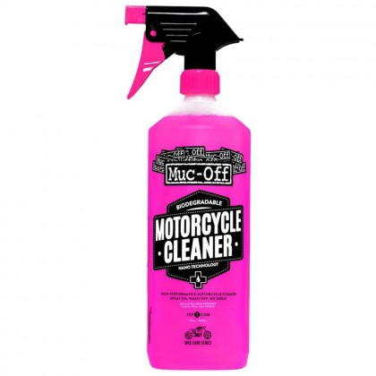 Muc Off Motorcycle Care Duo Kit